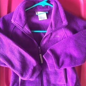 Columbia toddler fleece